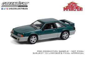 Ford  - Mustang 1991  - 1:64 - GreenLight - 44910C - gl44910C | Toms Modelautos