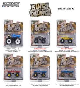Assortment/ Mix  - various - 1:64 - GreenLight - 49090 - gl49090 | Toms Modelautos