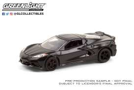 Chevrolet  - Corvette 2020  - 1:64 - GreenLight - 37220F - gl37220F | Toms Modelautos