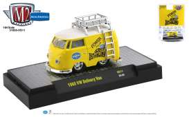 Volkswagen  - 1960 yellow - 1:64 - M2 Machines - 31500HS11 - M2-31500HS11 | Toms Modelautos