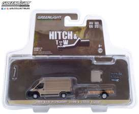 Ram  - ProMaster 2019 grey - 1:64 - GreenLight - 32210C - gl32210C | Toms Modelautos