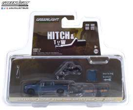 Chevrolet  - Silverado 2020 blue - 1:64 - GreenLight - 32210D - gl32210D | Toms Modelautos