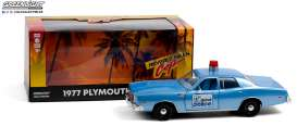 Plymouth  - Fury 1977  - 1:24 - GreenLight - 84122 - gl84122 | Toms Modelautos