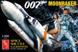 Space Shuttle  - Moonraker  - 1:200 - AMT - s1208 - amts1208 | Toms Modelautos
