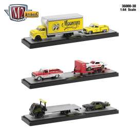 Assortment/ Mix  - Various - 1:64 - M2 Machines - 36000-38 - m2-36000-38 | Toms Modelautos