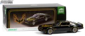 Pontiac  - Trans Am  1977 black/gold - 1:18 - GreenLight - 19098 - gl19098 | Toms Modelautos