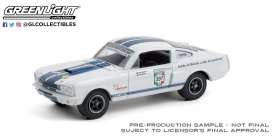 Ford  - Mustang 1965 white - 1:64 - GreenLight - 13280C - gl13280C | Toms Modelautos