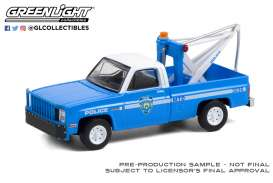 GMC  - Sierra 1987  - 1:64 - GreenLight - 30236 - gl30236 | Toms Modelautos