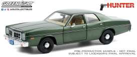 Dodge  - Monaco 1977  - 1:24 - GreenLight - 84123 - gl84123 | Toms Modelautos