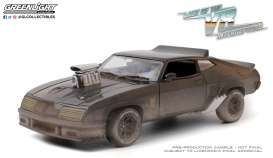 Ford  - Falcon XB *Weathered* 1973 black/weathered - 1:24 - GreenLight - 84052 - gl84052 | Toms Modelautos