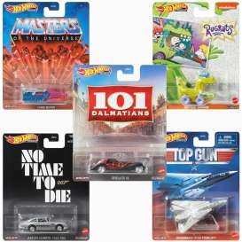 Assortment/ Mix  - various - 1:64 - Hotwheels - DMC55 - hwmvDMC55-957A | Toms Modelautos