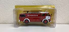 Pegaso  - 1091 red - Magazine Models - Fire05 - magfireSP05 | Toms Modelautos