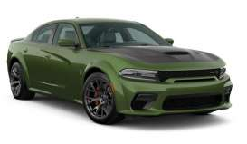 Dodge  - Charger 2020 Green - 1:18 - GT Spirit - GT303 - GT303 | Toms Modelautos