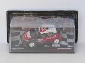 Citroen  - C3 WRC #11 2018 red/white/grey - 1:43 - Magazine Models - RAcitC3 - MagRAcitC3-11 | Toms Modelautos