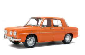 Renault  - Gordini TS orange - 1:18 - Solido - 1803603 - soli1803603 | Toms Modelautos