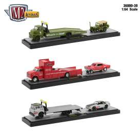 Assortment/ Mix  - Various - 1:64 - M2 Machines - 36000-39 - m2-36000-39 | Toms Modelautos
