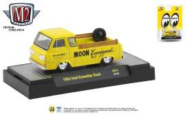 Ford  - Econoline pick-up Truck 1964 yellow - 1:64 - M2 Machines - 31500HS14 - M2-31500HS14 | Toms Modelautos