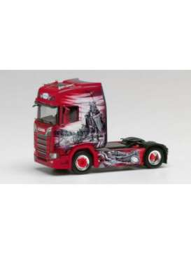 Scania  - CS 20 red - 1:87 - Herpa - herpa312295 | Toms Modelautos