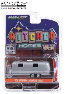 Airstream  - Double-Axle 1971 grey - 1:64 - GreenLight - 34090C - gl34090C | Toms Modelautos
