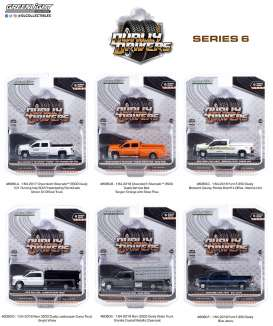 Assortment/ Mix  - various - 1:64 - GreenLight - 46060 - gl46060 | Toms Modelautos