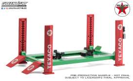 Accessoires diorama - green/red - 1:18 - GreenLight - 13590 - gl13590 | Toms Modelautos