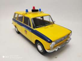 Lada  - 2102 1970 yellow/blue - 1:18 - Triple9 Collection - 1800233 - T9-1800233 | Toms Modelautos