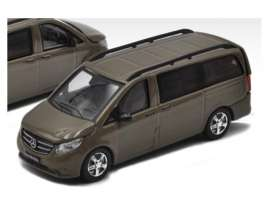 Mercedes Benz  - Vito 2020 brown - 1:64 - Era - MB20VITRN38 - Era20VITRN38 | Toms Modelautos
