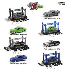 Assortment/ Mix  - various - 1:64 - M2 Machines - 37000-32 - M2-37000-32 | Toms Modelautos