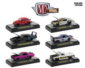 Assortment/ Mix  - various - 1:64 - M2 Machines - 32600AM07 - M2-32600AM07 | Toms Modelautos