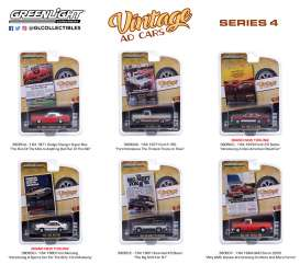 Assortment/ Mix  - various - 1:64 - GreenLight - 39060~12 - gl39060 | Toms Modelautos