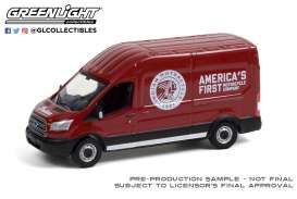 Ford  - Transit 2015  - 1:64 - GreenLight - 53030B - gl53030B | Toms Modelautos