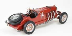 Mercedes Benz  - SSK 1929 red - 1:18 - CMC - 207 - cmc207 | Toms Modelautos