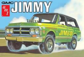 GMC  - Jimmy 1972  - 1:25 - AMT - s1219 - amts1219 | Toms Modelautos