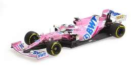 Mercedes Benz  - RP20 2020 pink - 1:43 - Minichamps - 417200111 - mc417200111 | Toms Modelautos