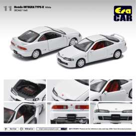 Honda  - Integra Type R DC2 white - 1:64 - Era - HA20DC2RN11 - Era20DC2RN11 | Toms Modelautos