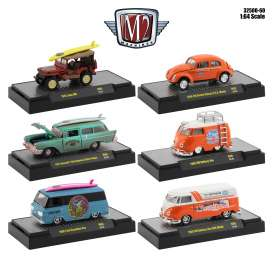 Assortment/ Mix  - various - 1:64 - M2 Machines - 32500-60 - M2-32500-60 | Toms Modelautos