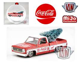 Chevrolet  - Fleetside 1973 red/white - 1:64 - M2 Machines - 53500mjs01 - M2-53500mjs01 | Toms Modelautos