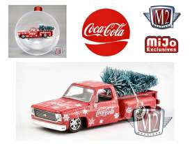 Chevrolet  - Stepside 1974 red/white - 1:64 - M2 Machines - 53500mjs02 - M2-53500mjs02 | Toms Modelautos