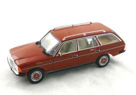 Mercedes Benz  - S123 red - 1:18 - Norev - 183732 - nor183732 | Toms Modelautos