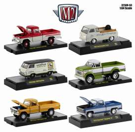 Assortment/ Mix  - various - 1:64 - M2 Machines - 32500-63 - M2-32500-63 | Toms Modelautos
