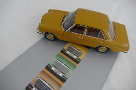 Mercedes Benz  - 200/8 1968 yellow - 1:18 - Norev - 183771 - nor183771 | Toms Modelautos