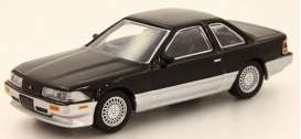 Toyota  - Soarer black/silver - 1:64 - Kyosho - 6502BS - kyo6506BS | Toms Modelautos