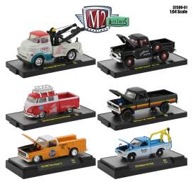 Assortment/ Mix  - various - 1:64 - M2 Machines - 32500-61 - M2-32500-61 | Toms Modelautos