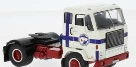 Volvo  - F88 1971 white/blue/red - 1:43 - IXO Models - TR067 - ixTR067 | Toms Modelautos