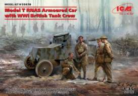Military Vehicles diorama - 1:35 - ICM - 35670 - icm35670 | Toms Modelautos