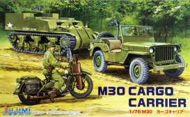 Military Vehicles  - 1:76 - Fujimi - 762159 - fuji762159 | Toms Modelautos