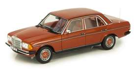 Mercedes Benz  - W123 red - 1:18 - Norev - B66040653 - norb66040653 | Toms Modelautos