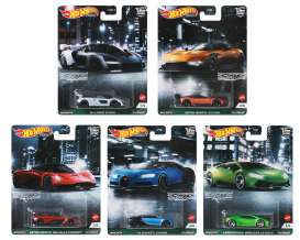 Assortment/ Mix  - various - 1:64 - Hotwheels - FPY86-978D - hwmvFPY86-978D | Toms Modelautos