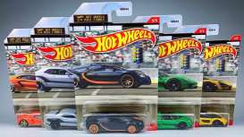 Assortment/ Mix  - 1/4 Miles assortment various - 1:64 - Hotwheels - GDG44 - hwmvGDG44-956R | Toms Modelautos