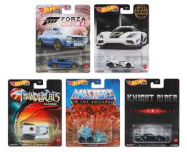 Assortment/ Mix  - various - 1:64 - Hotwheels - DMC55 - hwmvDMC55-957B | Toms Modelautos